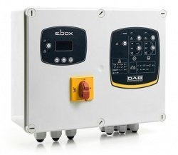 DAB E-BOX PLUS 230-400V/50-60